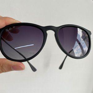 Ray-Ban RB4171 Purple Polarized Sunglasses 54mm